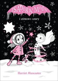 Isadora Moon i zimowe czary - okładka książki