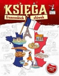 Kapitan Nauka. Księga francuskich słówek - okładka podręcznika