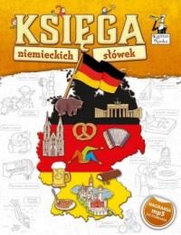 Kapitan Nauka. Księga niemieckich słówek - okładka podręcznika