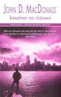 Koszmar na różowo - okładka książki