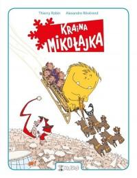 Kraina Mikołajka - okładka książki