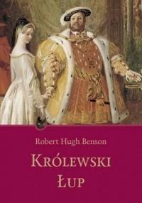 Królewski łup - okładka książki
