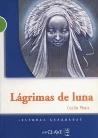 Lagrimas de luna - okładka podręcznika