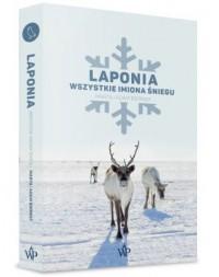 Laponia. Wszystkie imiona śniegu - okładka książki