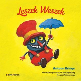 Leszek Weszek - okładka książki