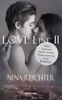 Love Line II - okładka książki