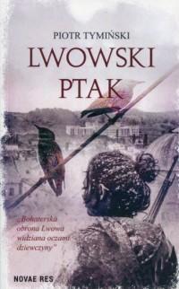 Lwowski ptak - okładka książki