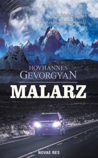 Malarz - okładka książki