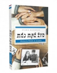 Mój mąż Żyd - okładka książki