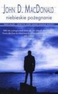 Niebieskie pożegnanie - okładka książki