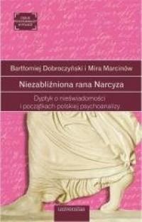 Niezabliźniona rana Narcyza - okładka książki