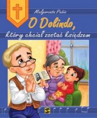 O Dolindo, który chciał zostać księdzem - okładka książki