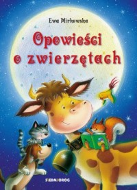 Opowieści o zwierzętach - okładka książki