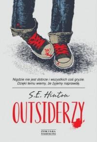 Outsiderzy - okładka książki
