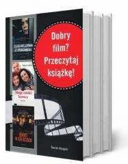 Pakiet Dobry film? Przeczytaj książkę! - okładka książki