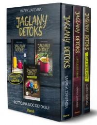 Pakiet: Jaglany detoks - okładka książki