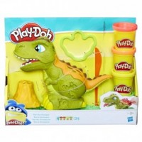Play-Doh Ciastolina T-Rex + - zdjęcie zabawki, gry