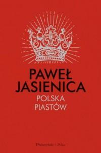Polska Piastów - okładka książki