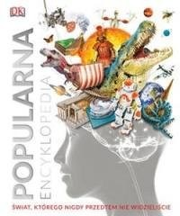 Popularna encyklopedia - okładka książki