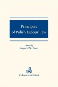 Principles of Polish Labour Law - okładka książki