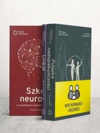 Pułapka nadopiekuńczości / Szkoła neuronów / Unikat. PAKIET - okładka książki