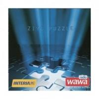 Puzzle - okładka płyty