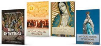 Sanktuaria Maryjne Wydarzyło się...w - okładka książki