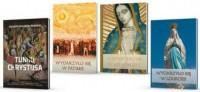 Sanktuaria Maryjne Wydarzyło się...w Fatimie /Częstochowie /Guadalupe /Tuniki Chrystusa.  Pakiet promocyjny + gratis - okładka książki