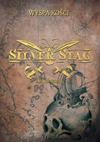 Silver Stag. Wyspa Kości - okładka książki