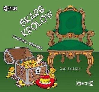 Skarb królów - pudełko audiobooku