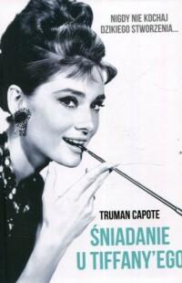 Śniadanie u Tiffany ego - okładka książki