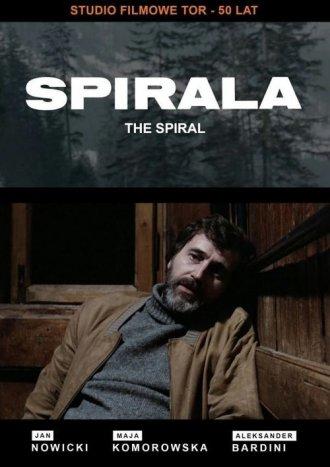 Spirala - okładka książki