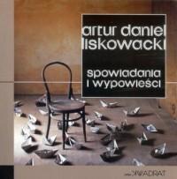 Spowiadania i wypowieści - okładka książki