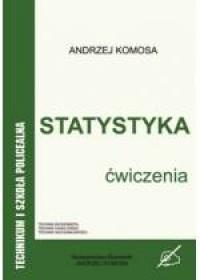 Statystyka ćwiczenia PKZ(A.m) - okładka książki