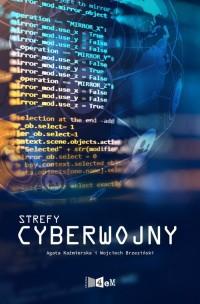 Strefy cyberwojny - okładka książki