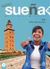 Suena Nuevo 4 Podręcznik C1 + 2 CD - okładka podręcznika