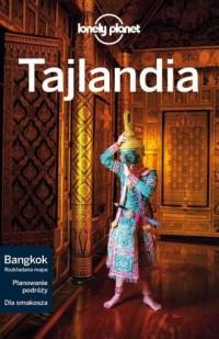 Tajlandia Lonely Planet - okładka książki