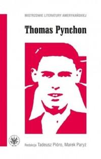 Thomas Pynchon - okładka książki