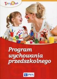 Trampolina. Program wychowania przedszkolnego - okładka książki