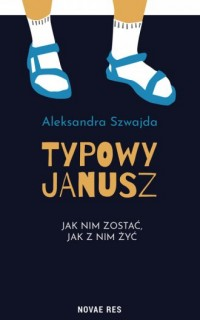 Typowy Janusz - okładka książki