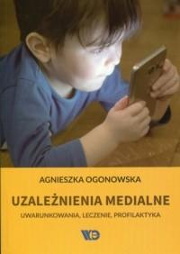 Uzależnienia medialne - okładka książki