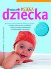 Wielka księga dziecka - okładka książki