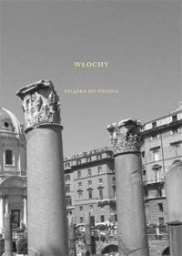 Włochy. Książka do pisania - okładka książki
