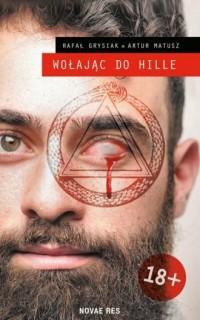 Wołając do Hille - okładka książki