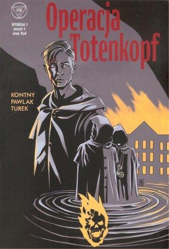Wydział 7. Operacja Totenkopf. - okładka książki