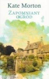 Zapomniany ogród - okładka książki