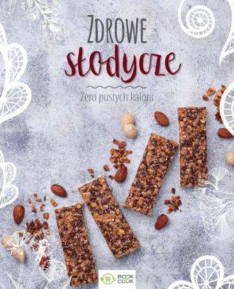 Zdrowe słodycze - okładka książki