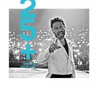 25+ - okładka płyty