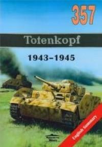 357 Totenkopf 1943-1945 - okładka książki