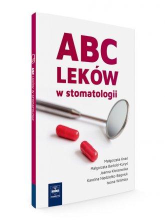 ABC leków w stomatologii - okładka książki